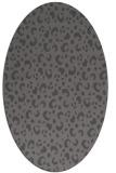 rug #401886 | oval animal rug