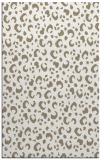 rug #402089 |  beige animal rug