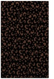 rug #402105 |  brown rug
