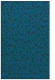 rug #402169    blue animal rug
