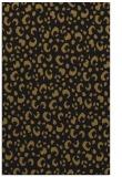 rug #402205 |  black animal rug