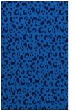 rug #402257 |  blue animal rug