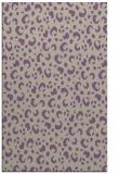 rug #402269 |  purple animal rug