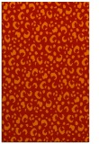 rug #402333 |  red animal rug