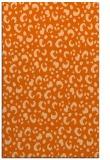 rug #402349 |  red-orange animal rug