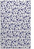 rug #402369 |  blue animal rug