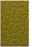 rug #402409 |  light-green animal rug