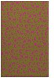 rug #402417 |  light-green animal rug