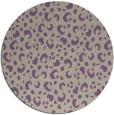 rug #402621 | round beige popular rug