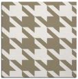 rug #404905 | square white retro rug