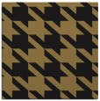 rug #404925 | square mid-brown rug