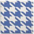 rug #404945   square blue popular rug