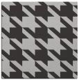 rug #405105 | square red-orange rug