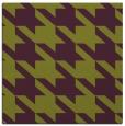 rug #405133 | square purple retro rug