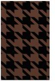 rug #405625 |  brown retro rug