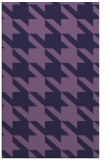 rug #405705    purple retro rug