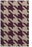 rug #405765 |  pink retro rug