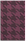 rug #405833 |  purple retro rug