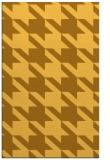rug #405913 |  light-orange retro rug