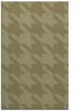 rug #405933 |  light-green retro rug