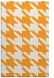 rug #405957 |  light-orange retro rug