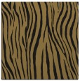 rug #406685 | square black stripes rug