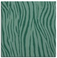 rug #406721   square blue-green animal rug