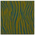 rug #406725   square green animal rug