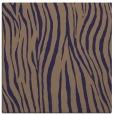 rug #406773 | square blue-violet animal rug