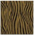 rug #406781 | square mid-brown animal rug