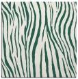 rug #406797 | square green animal rug