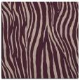 rug #406821   square pink animal rug
