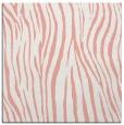 rug #406885 | square white animal rug