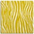 rug #406941 | square white stripes rug