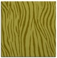 rug #406985 | square light-green animal rug