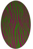 rug #407189 | oval flags rug