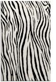 rug #407373 |  black stripes rug