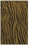 rug #407485 |  mid-brown stripes rug