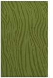 rug #407493 |  green stripes rug