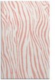rug #407589 |  white stripes rug