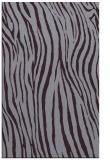 rug #407605 |  purple stripes rug