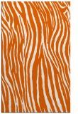 rug #407637 |  red-orange animal rug