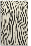 rug #407677 |  black stripes rug