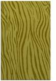 rug #407689 |  light-green stripes rug