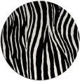 rug #407726 | round stripes rug