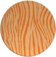 rug #407983   round animal rug