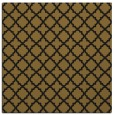 rug #410301 | square mid-brown rug