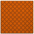 rug #410449 | square red-orange traditional rug