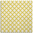rug #410485 | square white geometry rug