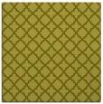 rug #410505 | square light-green traditional rug